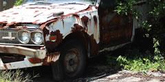 故人の車やバイクの廃車手続きサービス